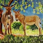 les-deux-ânes-Mary-Lambert-150x150 art