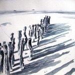 plage-mary-lambert-150x150 acrylique dans Aquarelle